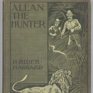 A Tale of Three Lions published in 1898